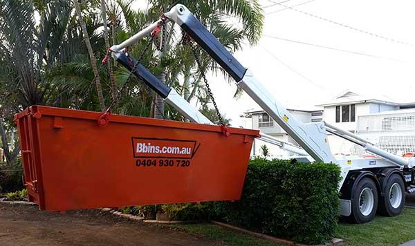 Skip Bin delivery Brisbane